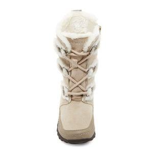 Nine West Fur Trim Boots